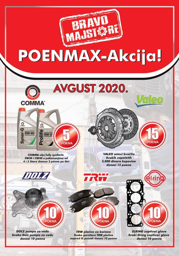 POENMAX-AVGUST