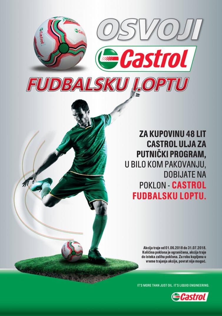 Castrol Lopta